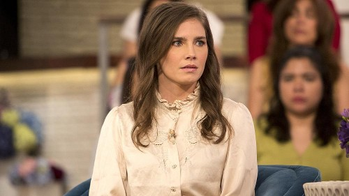 Italy ordered to pay Amanda Knox damages over police questioning