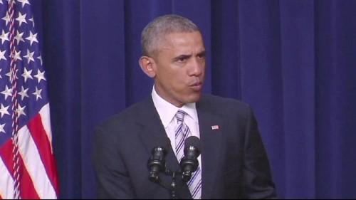 """Obama: """" No estamos en guerra contra el Islam"""""""