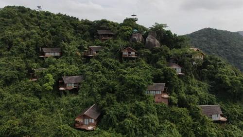 Sanya en Chine cherche l'équilibre entre tourisme et développement durable