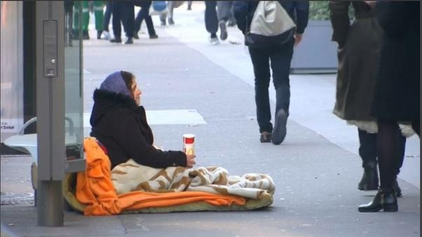 Armut in Europa: Rund 109 Millionen Menschen betroffen