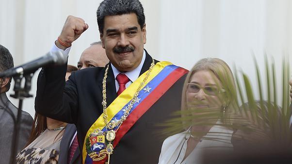 Venezuela : Maduro accuse un diplomate américain de complot