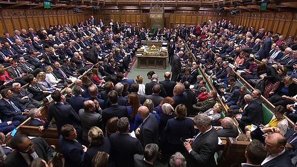 Royaume-Uni : l'accord de Brexit reçoit un premier soutien capital des députés britanniques