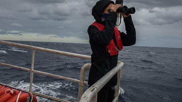 On board the Aita Mari, the migrant rescue ship defying Spain in the Mediterranean