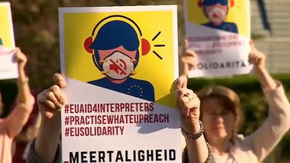 La voix inaudible des interprètes des institutions de l'UE