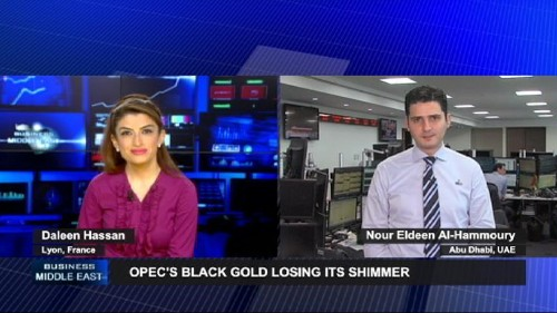 OPEC's black gold price losing its shimmer