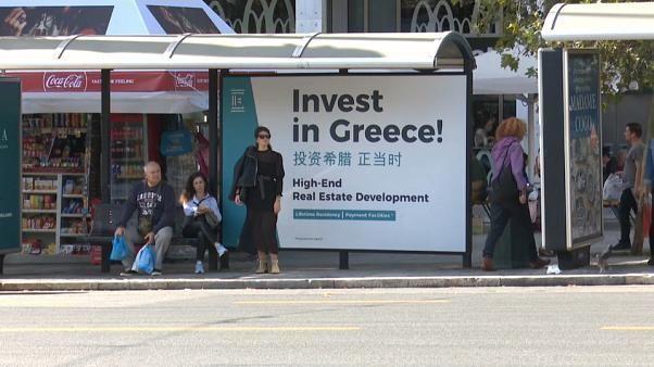 Les investissements chinois en Grèce sont en forte hausse