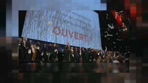 Frances McDormand kicks off Lumière film festival in Lyon