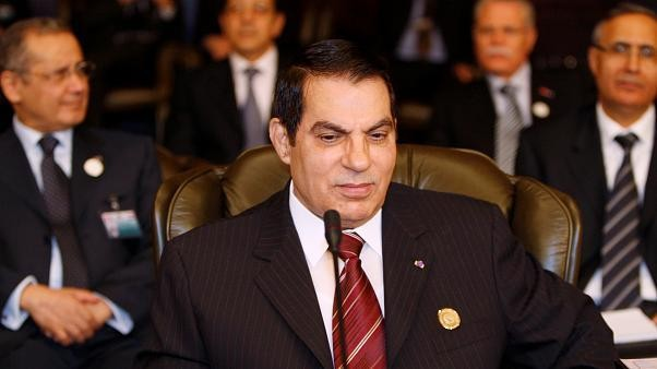 Tunisia's former president Zine El-Abidine Ben Ali has died, lawyer confirms
