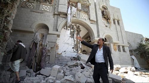 القبول بهدنة انسانية تبدأ الثلاثاء في اليمن