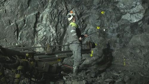 X-Mine, caccia al tesoro in miniera con tecnologie mediche e raggi X