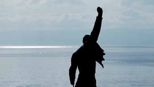 Legenden müssen weiter leben - Freddie Mercury