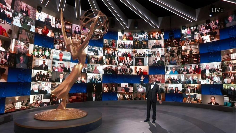 "Emmys consagram ""Succession"", ""Watchmen"" e ""Schitt's Creek"""