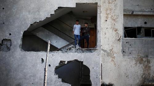 Megállapodott a Hamász és Izrael a tűzszünetről
