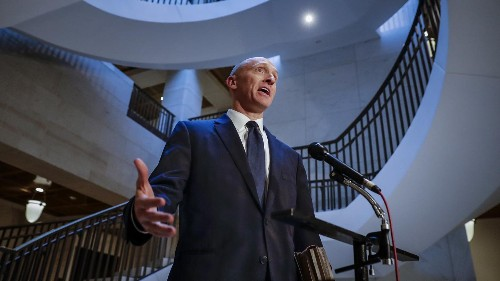 Two of 4 warrants letting FBI spy on ex-Trump aide Carter Page were not valid, says DOJ