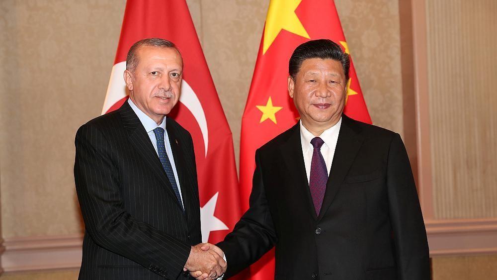 Çin'den destek mesajı: Türkiye ekonomik zorlukların üstesinden gelecektir