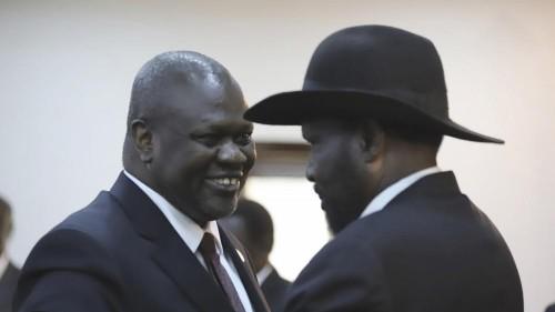 Rebel leader in South Sudan sworn in as vice president