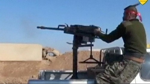[WATCH] Video emerges claiming to show fresh fighting between Syrian Kurds and Assad forces