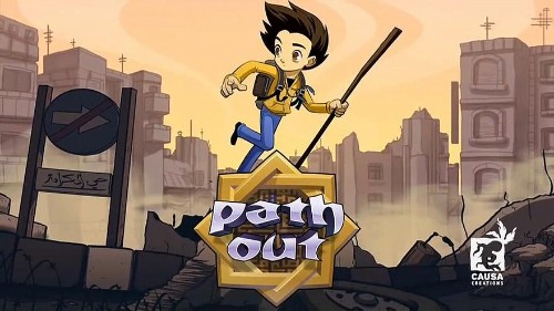 """""""Path Out"""": Flucht aus Syrien als Videospiel"""