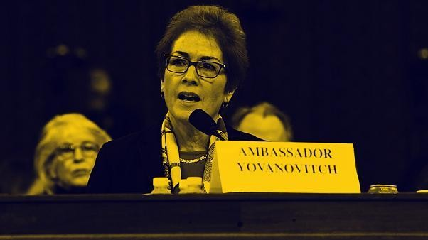 5 things we learned from Marie Yovanovitch's impeachment testimony