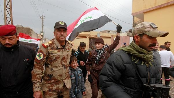 Is this Iraqi General behind Iraq's wave of protests?