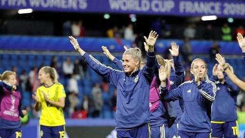 Mondiali di calcio femminili: gli USA chiudono in gloria la fase a gironi