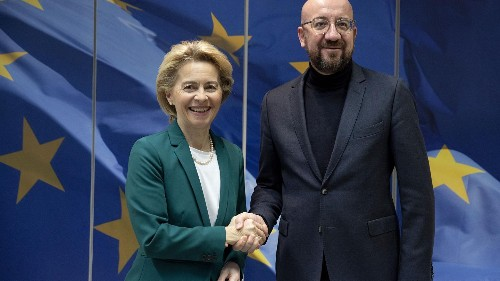EU presidents von der Leyen and Michel sign UK withdrawal deal ahead of Brexit day