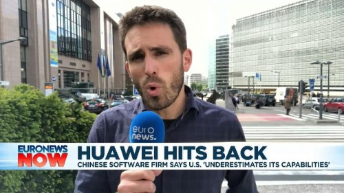 Can Huawei smartphones still run with Android?