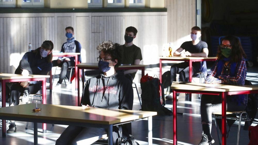 """""""Schulen keine Hotspots"""" - Studie der Uniklinik Dresden zu Kindern und Corona"""