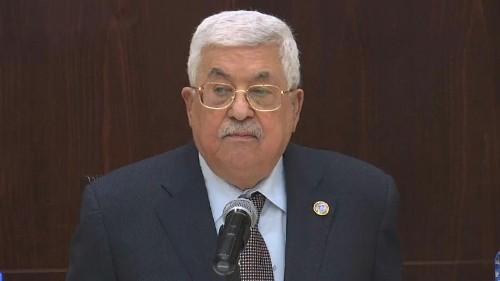 """عباس يرفض استلام أموال الضرائب الفلسطينية من إسرائيل لو خصمت منها """"سنتا واحدا"""""""