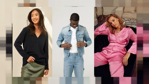 The 60 best sustainable clothing brands to wean you off fast fashion