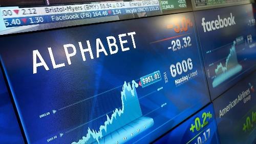 Alphabet, la maison-mère de Google, cotée à plus de 1000 milliards de dollars