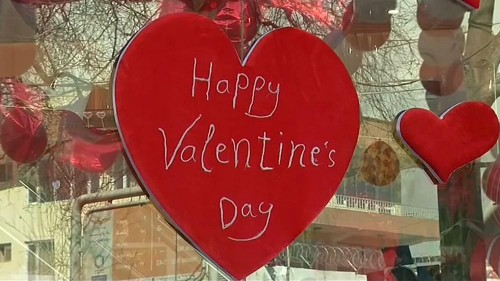 Budding industry: Valentine's Day blooms in conservative Afghanistan