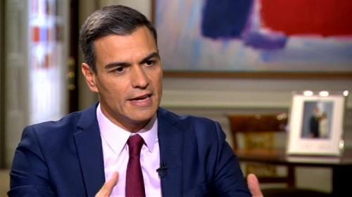 """Pour Pedro Sanchez, """"les indépendantistes ont peur du dialogue"""""""
