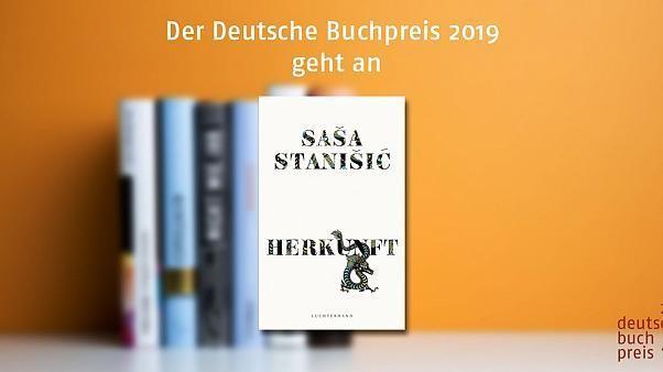 """Herkunft"" von Saša Stanišić (41) ist bester Roman"