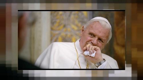 """Netflix bringt """"Die zwei Päpste"""" auf die Leinwand"""