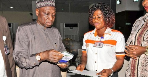 Nigeria airport cleaner rewarded for returning misplaced valuables