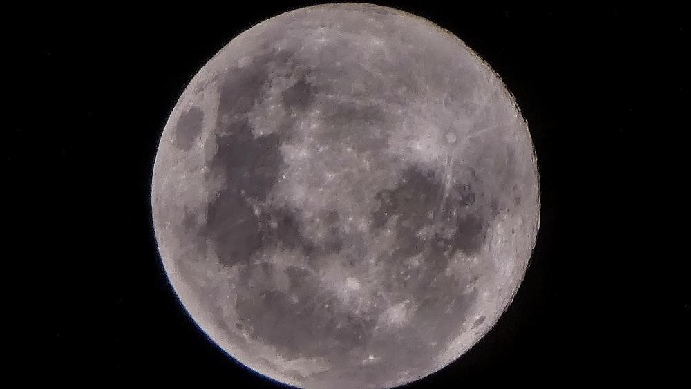 In pictures: the supermoon, the brightest moon of the year