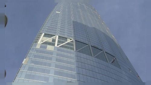 Angeblich erdbebensicher: Neuer Wolkenkratzer in LA