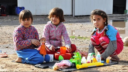 Irak : à la rencontre des réfugiés chrétiens et yézidis