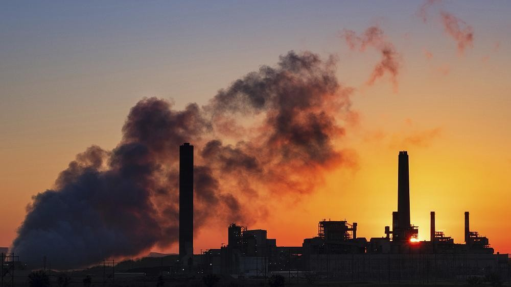 Hot streak: NASA warns global warming shows no signs of slowing