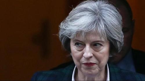 La Brexit secondo Theresa May