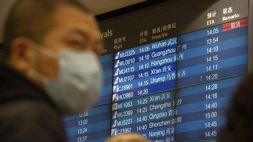 Coronavirus : la Chine tente de mettre en quarantaine Wuhan et ses 11 millions d'habitants