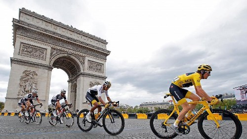 Ciclismo: il team Sky cambia proprietà