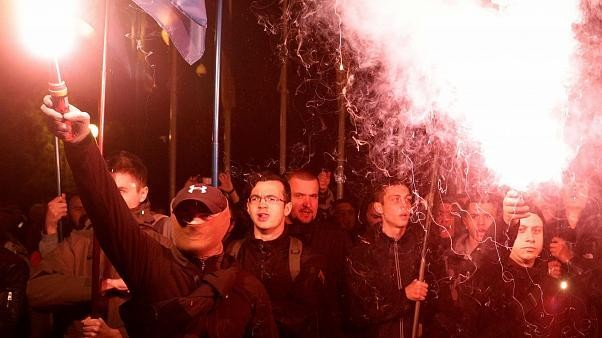 Far-right terrorism on the rise in the West, bucking global terror trends