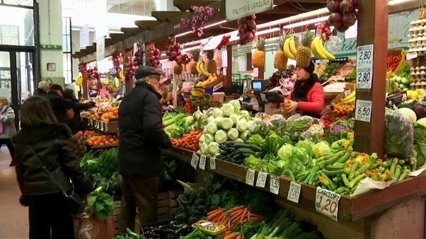 EU-Inflationsrate fällt stärker als erwartet auf 0,8 Prozent