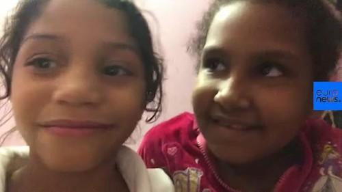 La crise au Venezuela à travers les yeux des enfants