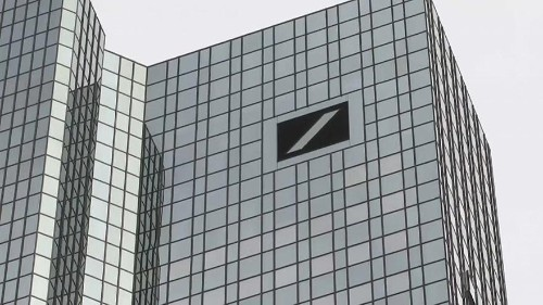"""Deutsch Bank pensa a una """"Bad Bank"""""""