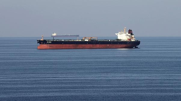 Iran seizes oil tanker allegedly smuggling diesel fuel to UAE: ISNA