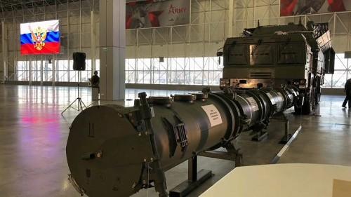 Россия показала «спорную» ракету