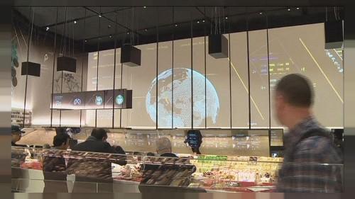 Geleceğin süpermarketleri Expo 2015'e tanıtıldı